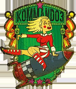 Kommando 3 Logo Footer